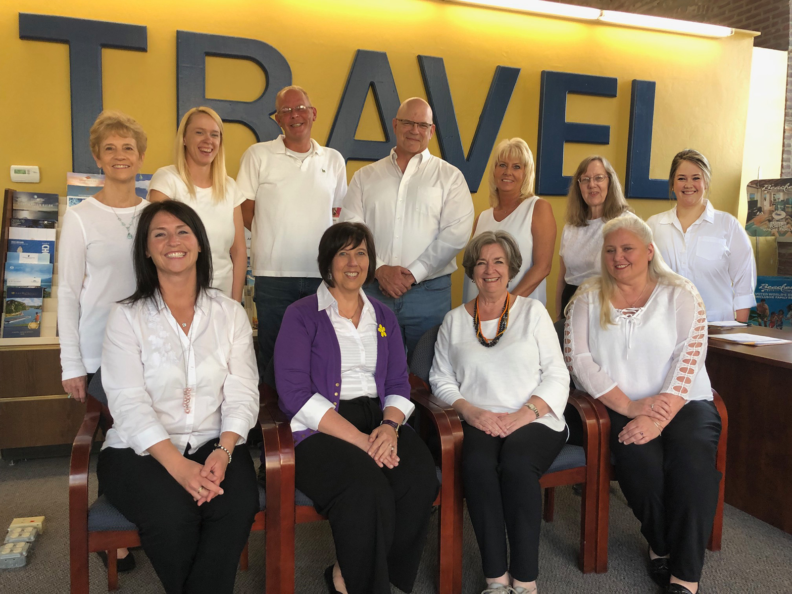 Salem Travel employees